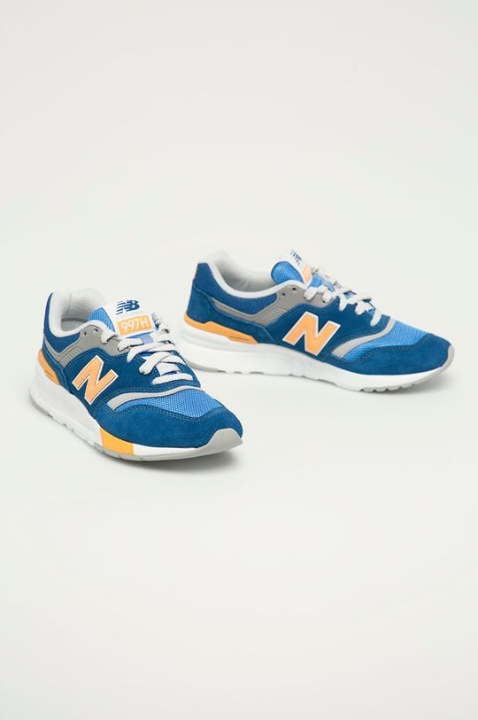 New Balance - Buty CW997HVB niebieski