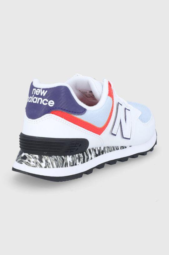 New Balance - Pantofi WL574CS2  Gamba: Material textil, Piele naturala Interiorul: Material textil Talpa: Material sintetic