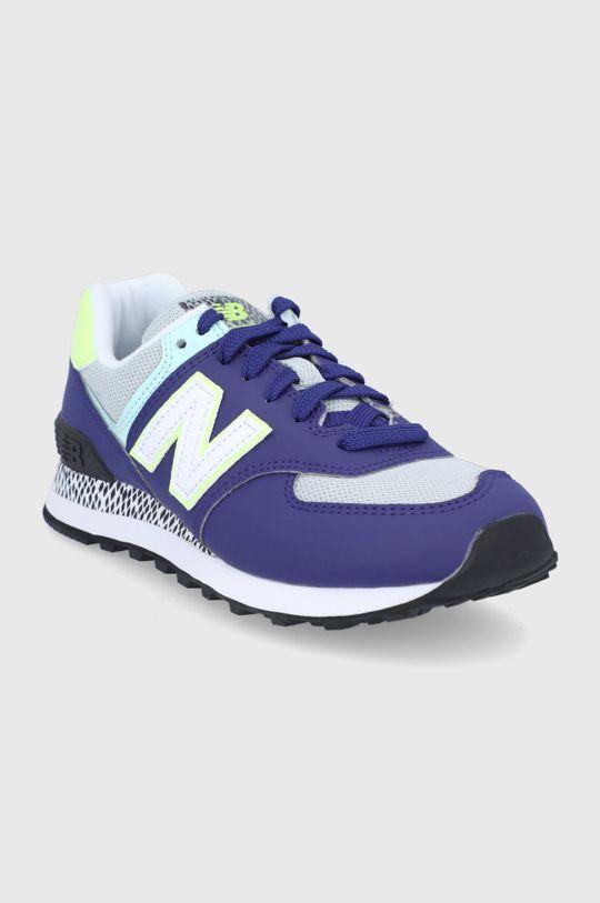 New Balance - Topánky WL574CT2 fialová