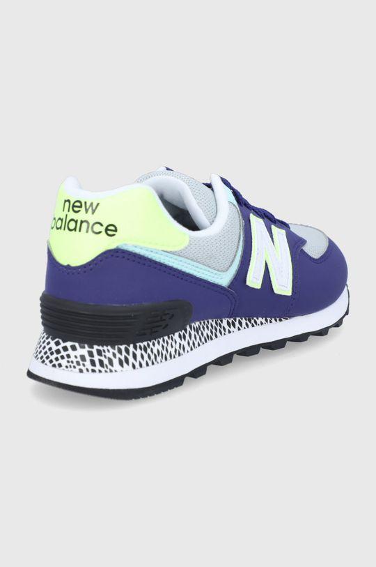 New Balance - Topánky WL574CT2  Zvršok: Textil, Prírodná koža Vnútro: Textil Podrážka: Syntetická látka