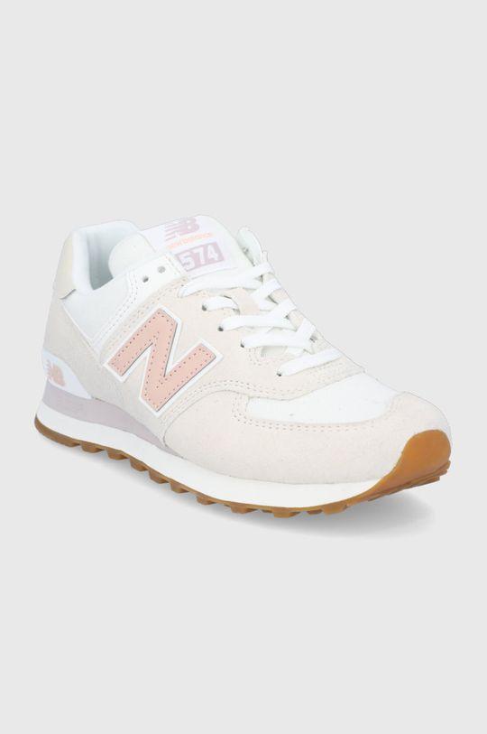 New Balance - Topánky WL574NR2 telová