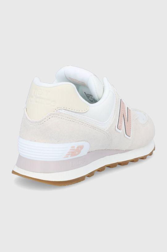 New Balance - Topánky WL574NR2  Zvršok: Textil, Prírodná koža Vnútro: Textil Podrážka: Syntetická látka