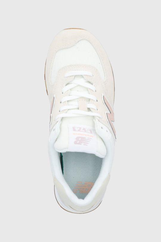 telová New Balance - Topánky WL574NR2