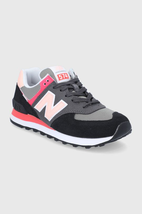 New Balance - Pantofi WL574ST2 negru