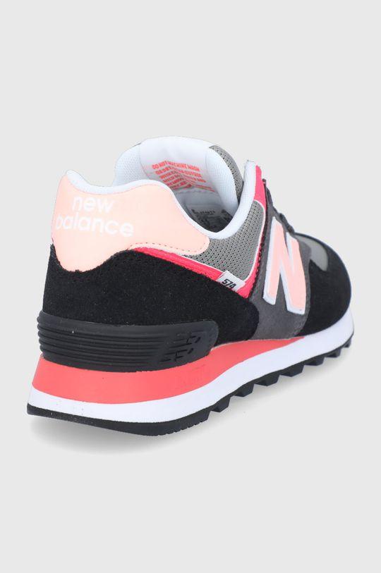 New Balance - Pantofi WL574ST2  Gamba: Material textil, Piele naturala Interiorul: Material textil Talpa: Material sintetic
