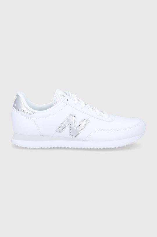 bílá New Balance - Kožené boty WL720MA1 Dámský