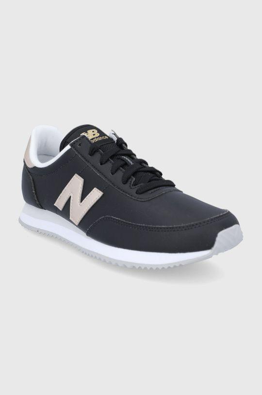 New Balance - Buty skórzane WL720MC1 czarny