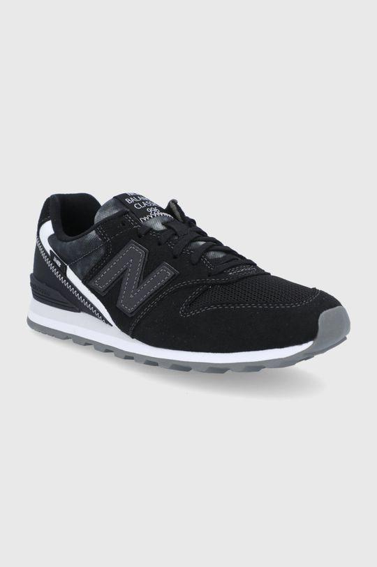 New Balance - Topánky WL996FPB čierna