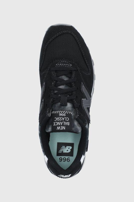 čierna New Balance - Topánky WL996FPB