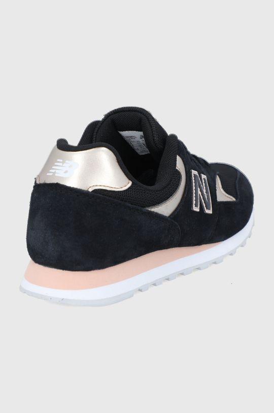 New Balance - Topánky WL393MTL  Zvršok: Textil, Prírodná koža Vnútro: Textil Podrážka: Syntetická látka