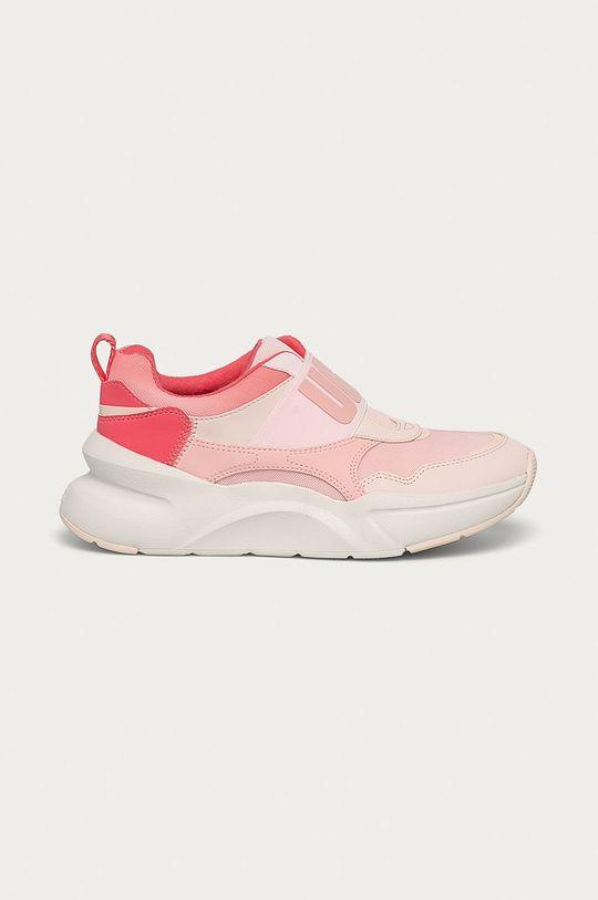 ružová UGG - Topánky W La Flex Dámsky