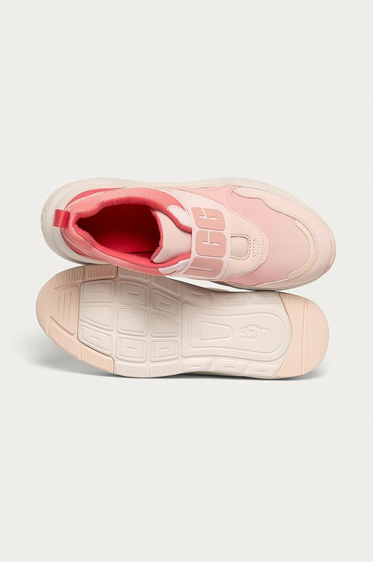 ružová UGG - Topánky W La Flex