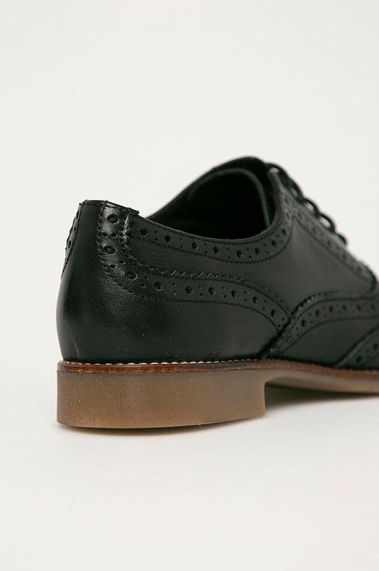 Aldo - Pantofi de piele Ibaeviel  Gamba: Piele naturala Interiorul: Material sintetic, Material textil Talpa: Material sintetic