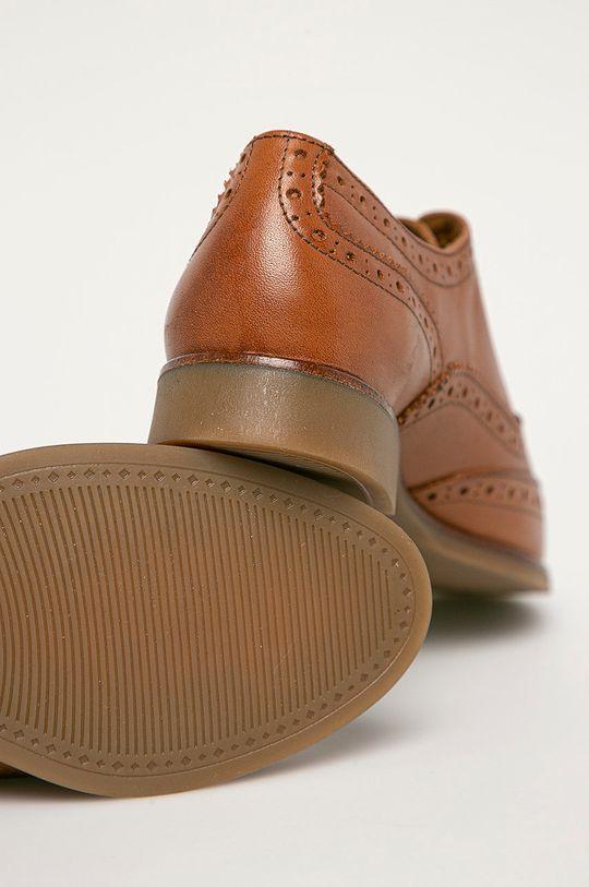 Aldo - Kožené polobotky Ibaeviel  Svršek: Přírodní kůže Vnitřek: Umělá hmota, Textilní materiál Podrážka: Umělá hmota