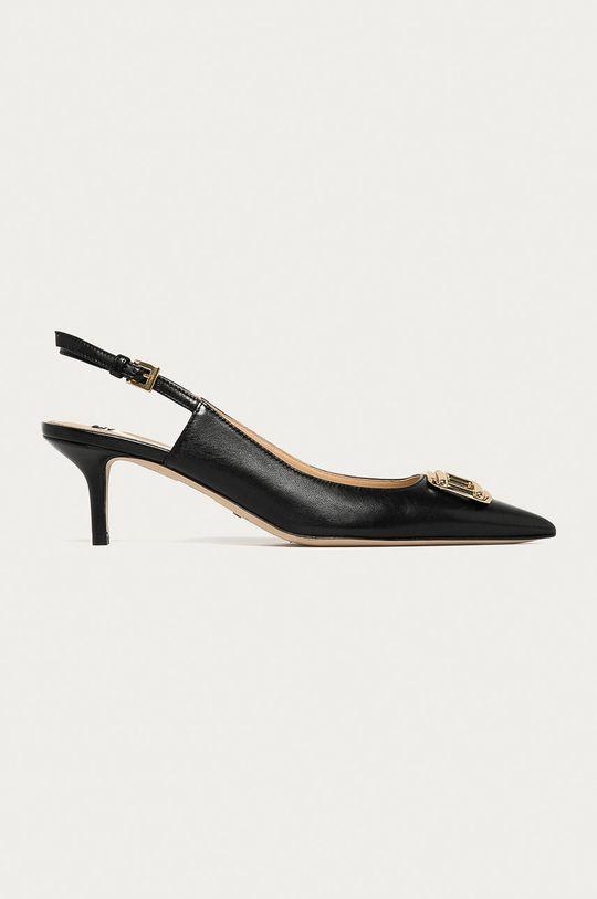 negru Elisabetta Franchi - Stilettos de piele De femei