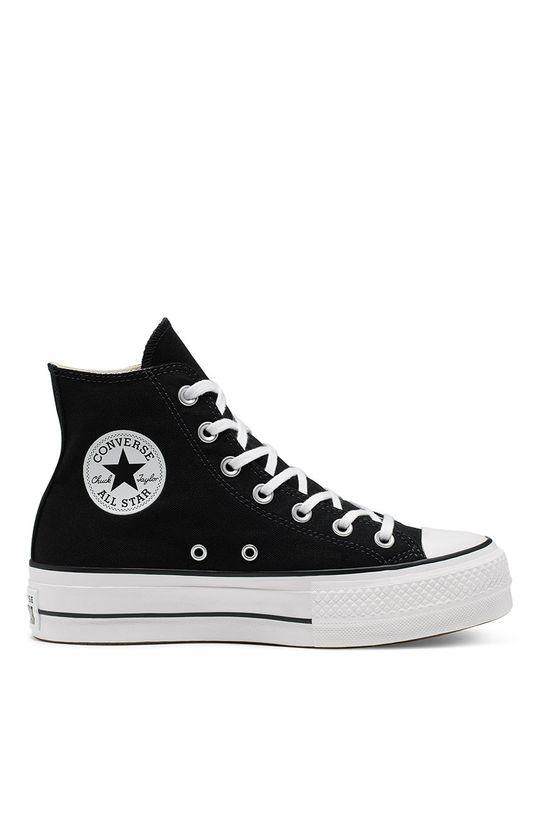 czarny Converse - Trampki Damski