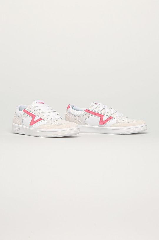 Vans - Topánky biela