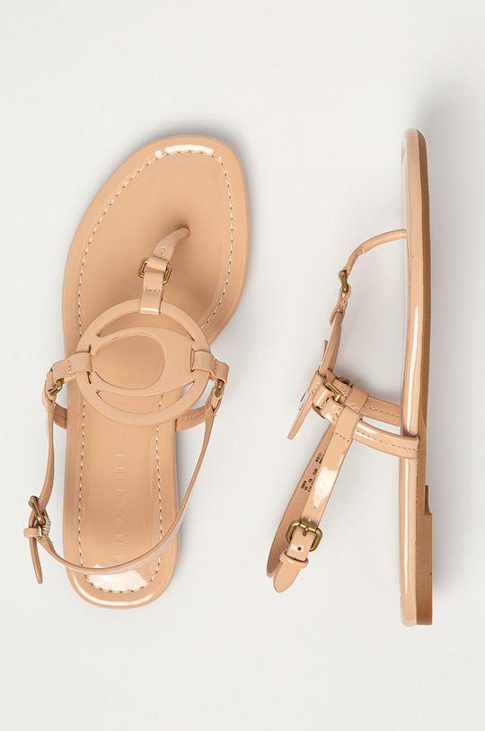 béžová Coach - Sandále