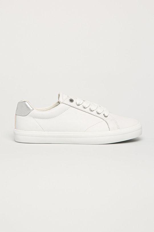 bílá Gant - Kožené boty Seaville Dámský