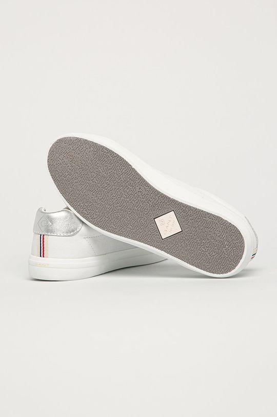 Gant - Kožené boty Seaville  Svršek: Přírodní kůže Vnitřek: Textilní materiál, Přírodní kůže Podrážka: Umělá hmota