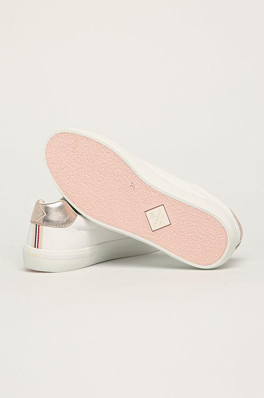 Gant - Kožená obuv Seaville  Zvršok: Prírodná koža Vnútro: Textil, Prírodná koža Podrážka: Syntetická látka