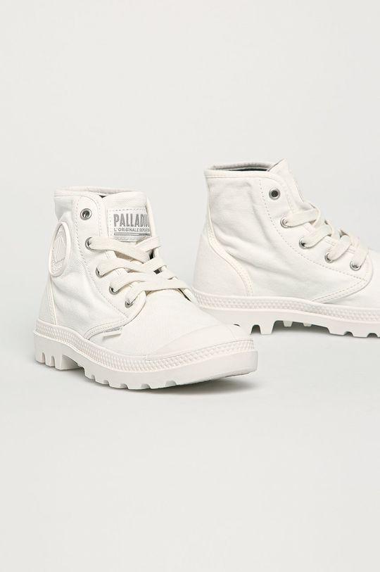 Palladium - Tenisi alb