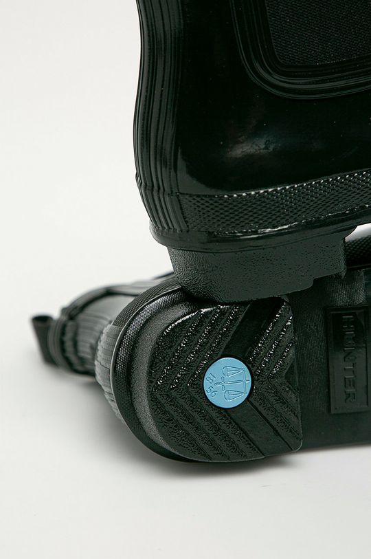 čierna Hunter - Gumáky