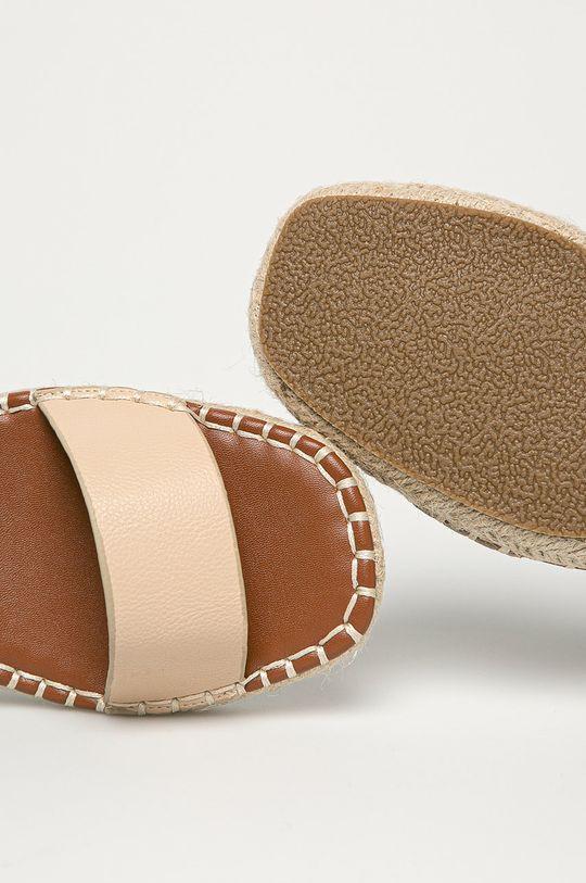 tělová Truffle Collection - Sandály