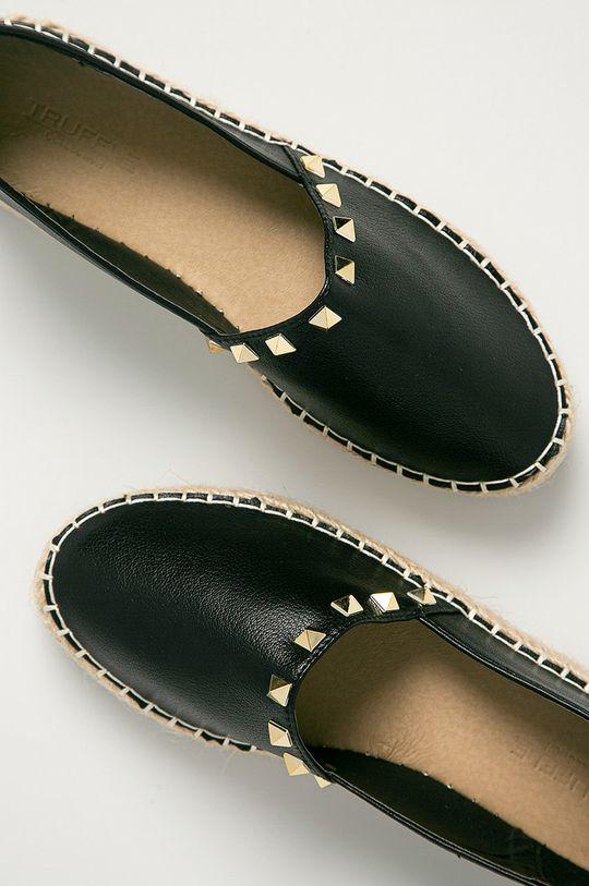 čierna Truffle Collection - Espadrilky