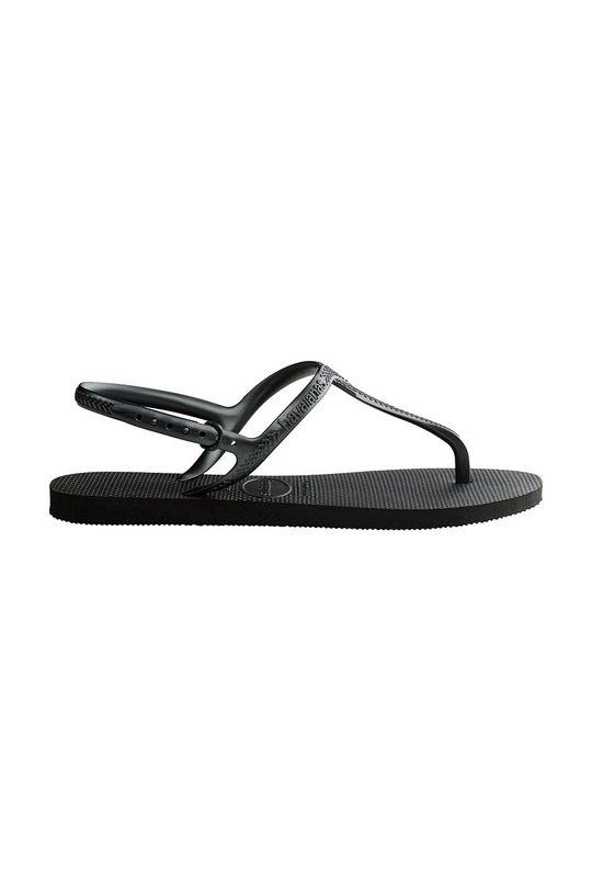 Havaianas - Sandály černá