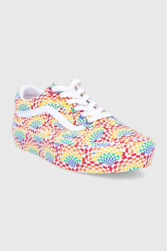 Vans - Tenisówki PRIDE multicolor