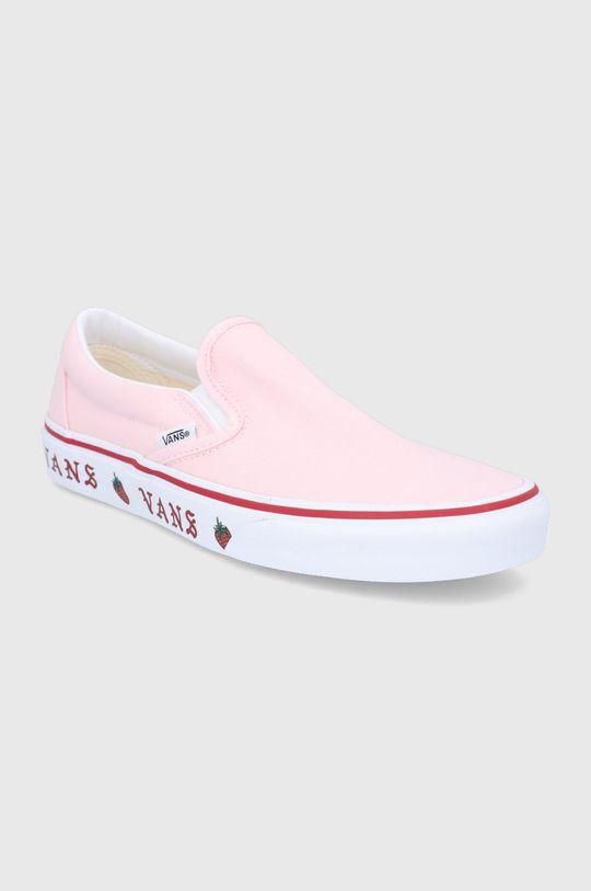 Vans - Tenisówki pastelowy różowy