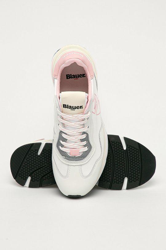 biela Blauer - Topánky