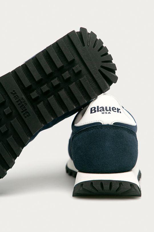 Blauer - Boty  Svršek: Textilní materiál, Přírodní kůže Vnitřek: Textilní materiál Podrážka: Umělá hmota