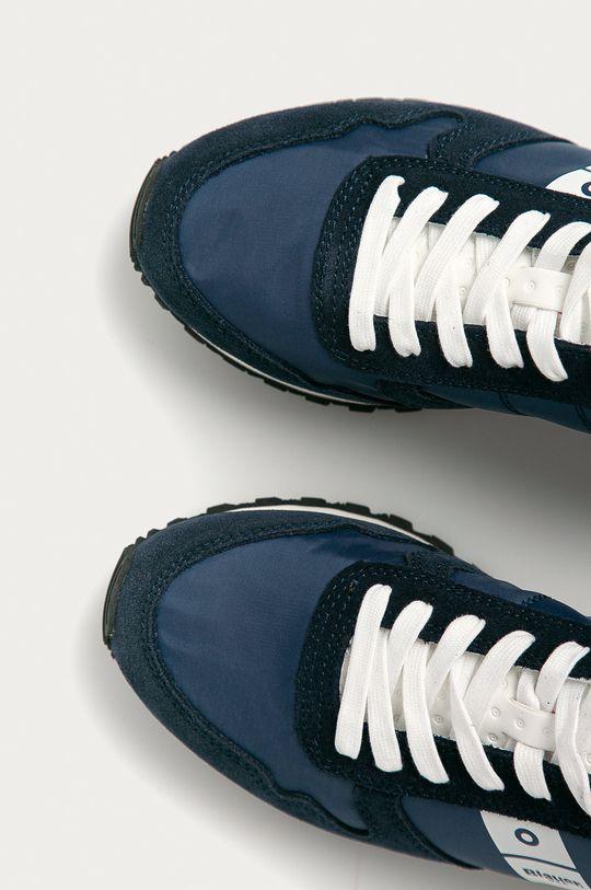 námořnická modř Blauer - Boty