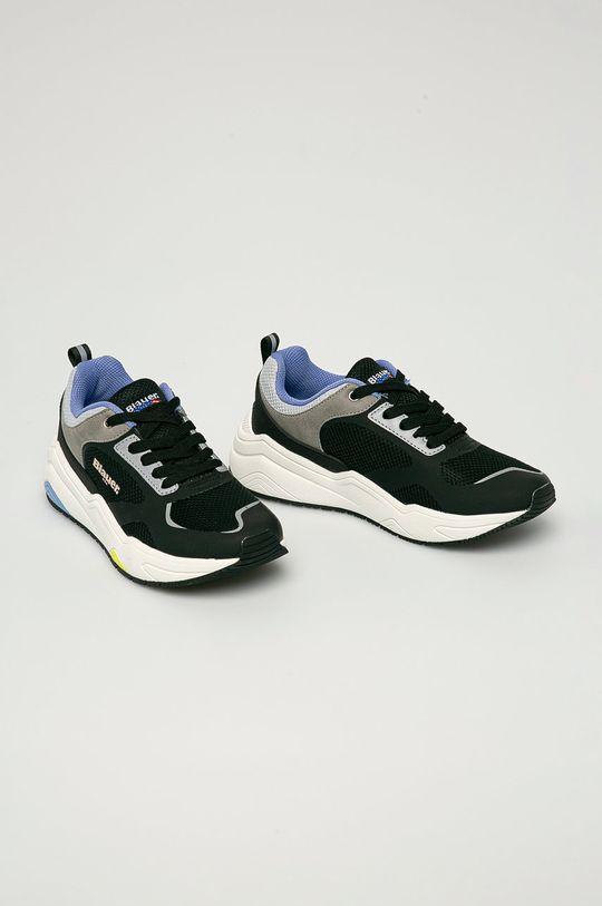 Blauer - Boty černá