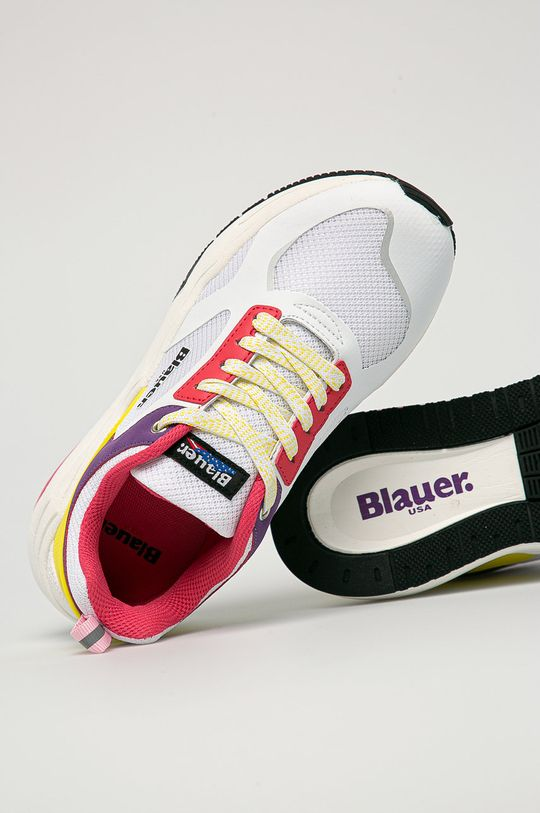 bílá Blauer - Boty