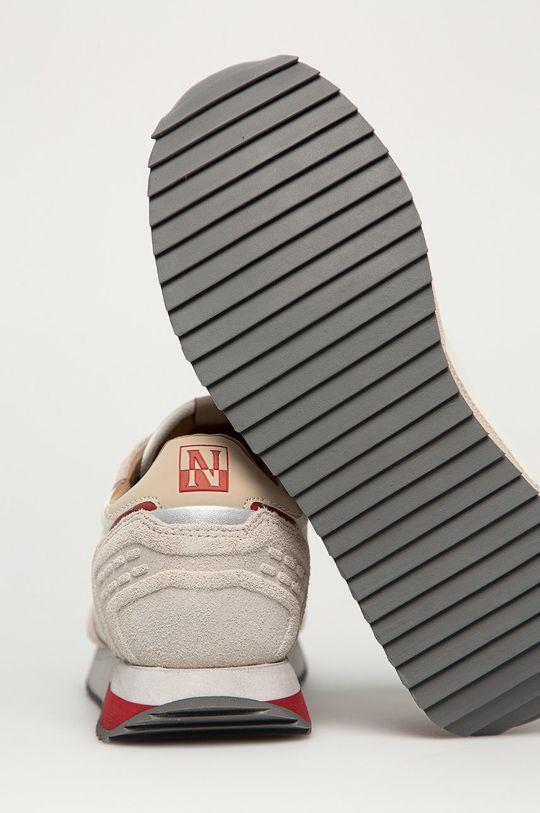 Napapijri - Topánky  Zvršok: Textil, Semišová koža Vnútro: Textil Podrážka: Syntetická látka