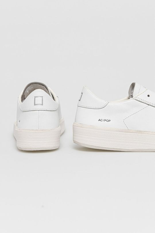 D.A.T.E. - Kožená obuv Ace Pop  Zvršok: Prírodná koža Vnútro: Textil, Prírodná koža Podrážka: Syntetická látka