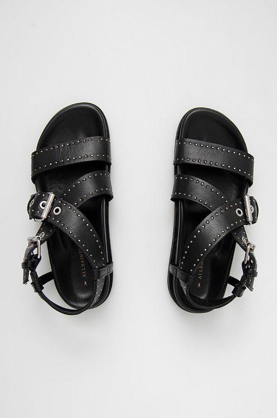 AllSaints - Kožené sandály NINA Dámský