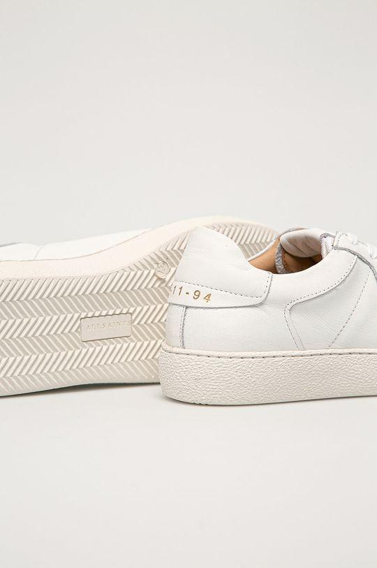 AllSaints - Kožená obuv Sheer  Zvršok: Prírodná koža Podrážka: Syntetická látka