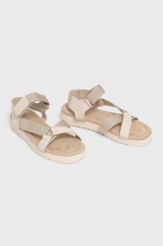 Gant - Sandały Janeen kremowy
