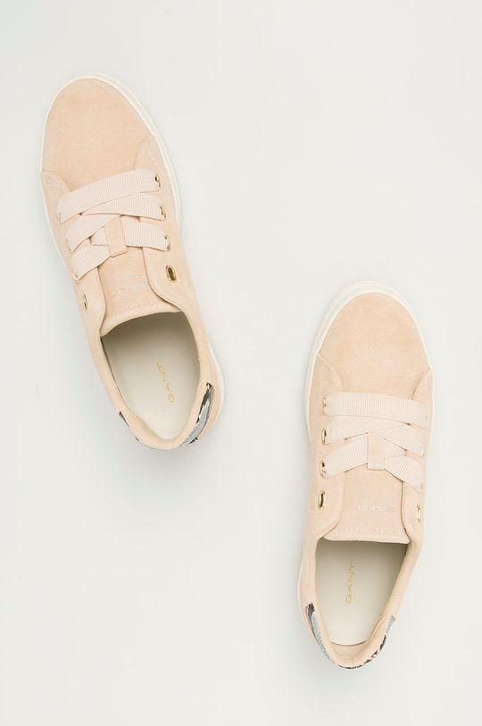 Gant - Semišové boty Avona Dámský