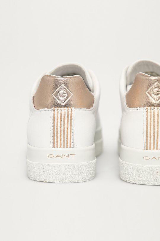 Gant - Kožené boty Avona  Svršek: Přírodní kůže Vnitřek: Textilní materiál, Přírodní kůže Podrážka: Umělá hmota