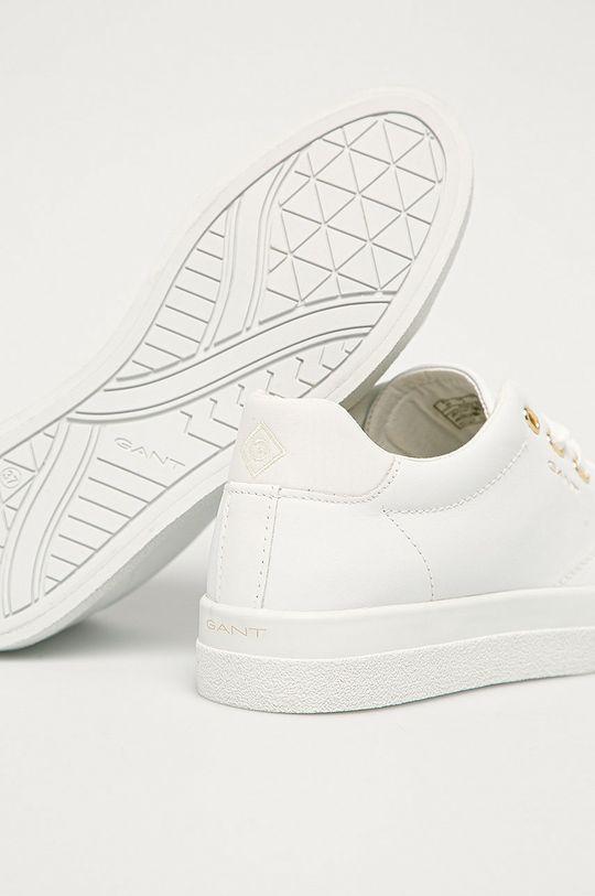 Gant - Kožená obuv Avona  Zvršok: Prírodná koža Vnútro: Syntetická látka, Textil Podrážka: Syntetická látka