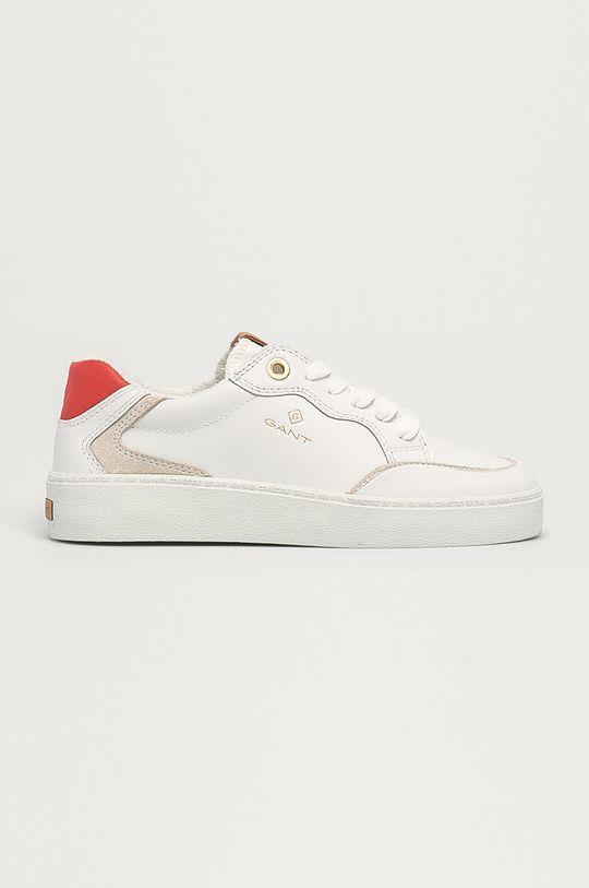 bílá Gant - Kožené boty Legalilly Dámský
