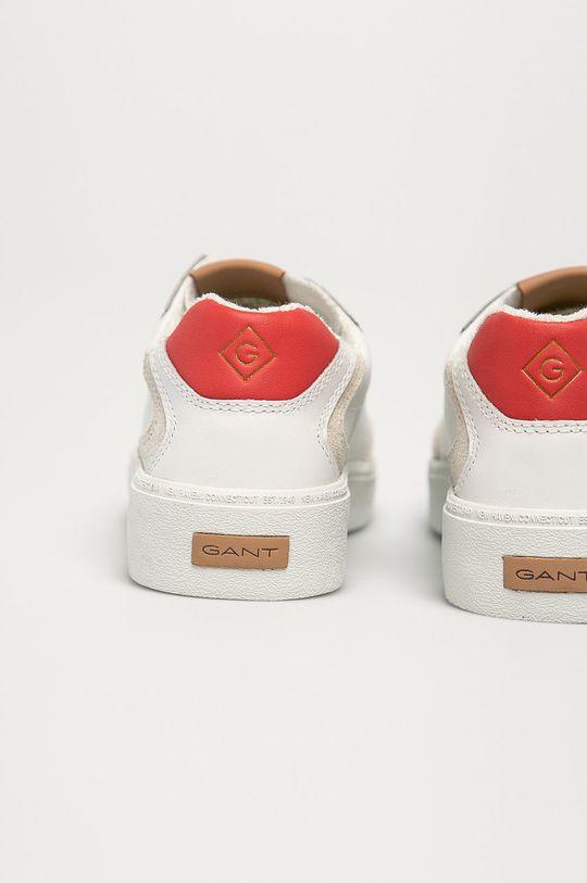 Gant - Kožené boty Legalilly  Svršek: Přírodní kůže Vnitřek: Textilní materiál Podrážka: Umělá hmota