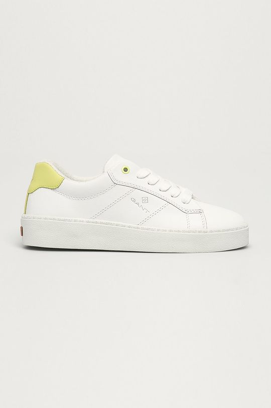 biela Gant - Kožená obuv Legalilly Dámsky