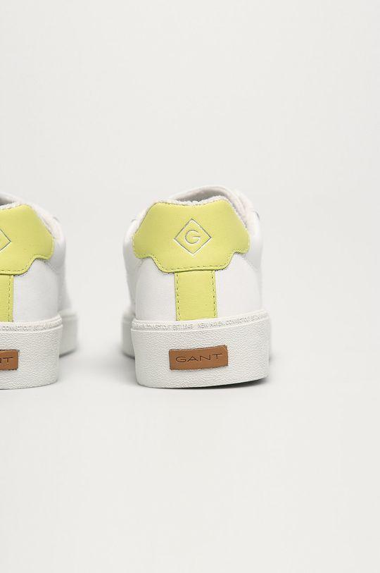 Gant - Kožená obuv Legalilly  Zvršok: Prírodná koža Vnútro: Textil Podrážka: Syntetická látka