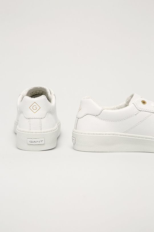 Gant - Kožené boty Lagalilly  Svršek: Přírodní kůže Vnitřek: Textilní materiál, Přírodní kůže Podrážka: Umělá hmota